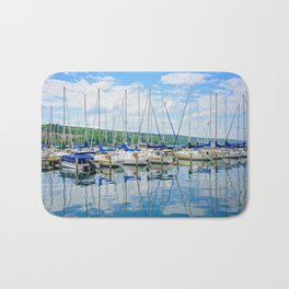 Glen Harbour Marina Bath Mat