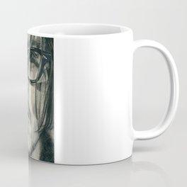 Secret Window Traditional Portrait Print Coffee Mug