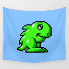 Hoi Amiga game sprite Wall Tapestry
