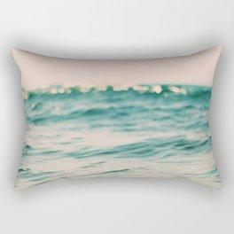 Pink Skies Rectangular Pillow