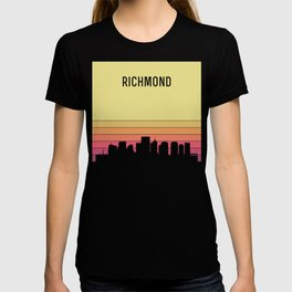 Richmond Skyline T-shirt