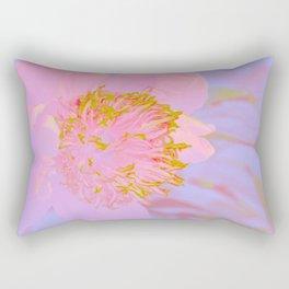 Flower Glow Rectangular Pillow