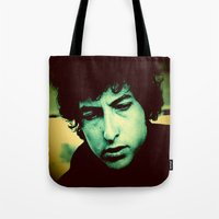dylan Tote Bags featuring Dylan by SLIDE