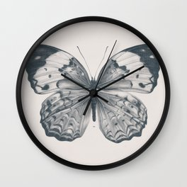 Butterfly 2 Wall Clock
