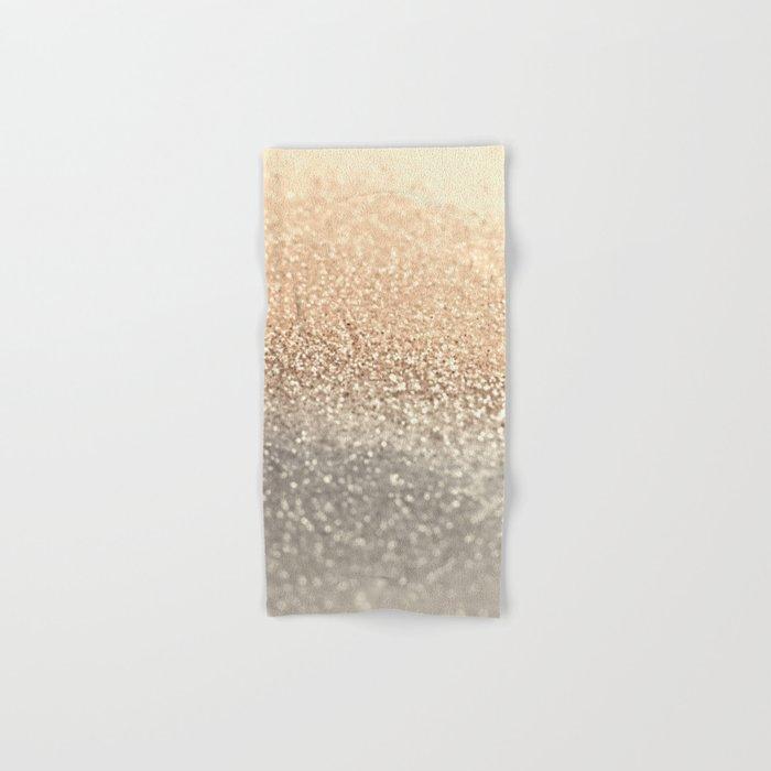 GOLD GOLD GOLD Hand & Bath Towel