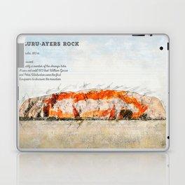 Uluru, Ayers Rock Laptop & iPad Skin