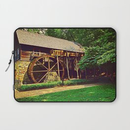 Gristmill - Charlottesville, Virginia Laptop Sleeve