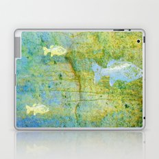one fish, two fish Laptop & iPad Skin
