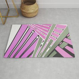 Creative, abstract pattern, modern, popular Rug