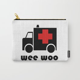 Wee Woo Ambulance Carry-All Pouch