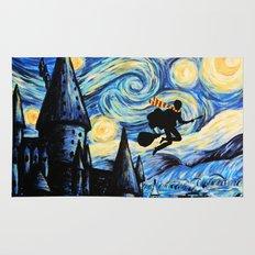 Potter Starry Night Rug