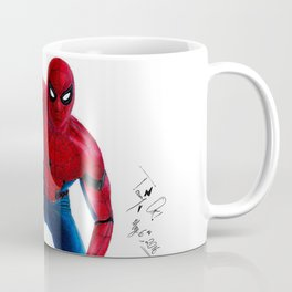 SpiderMan(1)-Civil War Coffee Mug