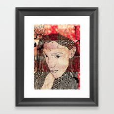 164. Framed Art Print