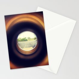 Outside From Inside Stationery Cards