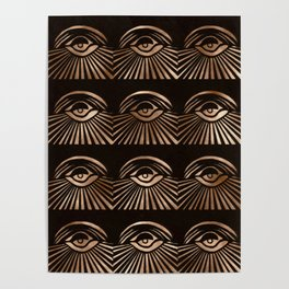 The Eyes of Manon Poster