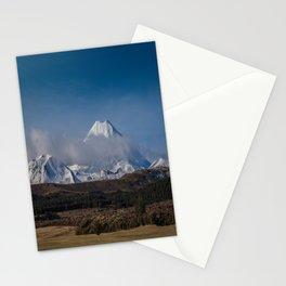 Mt Ngauruhoe Stationery Cards