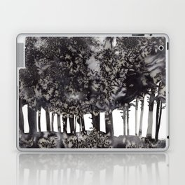 mystery forest Laptop & iPad Skin
