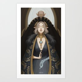 Dragon Age Art Prints | Society6