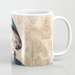 Magpie ~ A Compendium Of Witches Coffee Mug