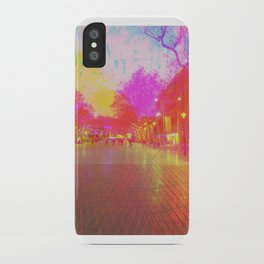 Multiplicitous extrapolatable characterization. 14 iPhone Case
