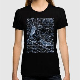 Pisces sky star map T-shirt