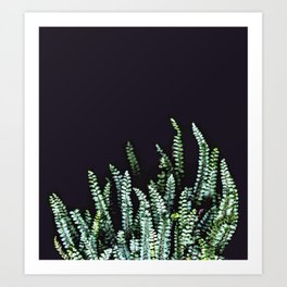 Dark Nature #society6 #decor #buyart Art Print