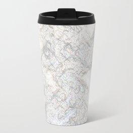 Paper Marble Travel Mug