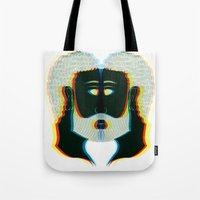 greek Tote Bags featuring Greek by Giovanni Choisy
