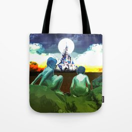 Adventure Finding Keepers Tote Bag