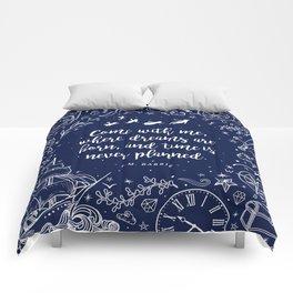 Where dreams are born Comforters