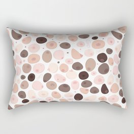 Free the nipple Rectangular Pillow