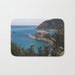 Avalon Bay, Catalina Casino Bath Mat