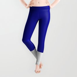 Blue Leggings