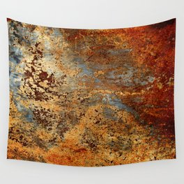 Beautiful Rust Wall Tapestry