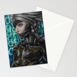 Metal Gear: Raiden Stationery Cards