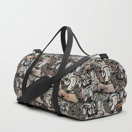 CACOPHONY ON AIR Duffle Bag