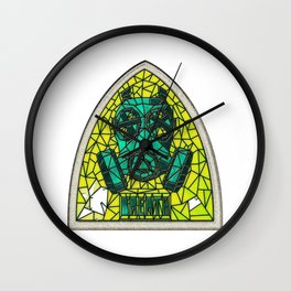 [ breath ] Wall Clock