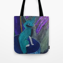 Fox of Karlie (Inverted) Tote Bag