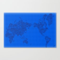 Where Will You Make Your Mark- Special Edition, A Canvas Print