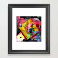 Optirobsi Framed Art Print