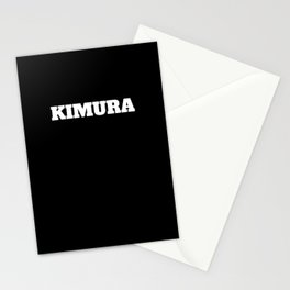 Brazilian Jiu-Jitsu Kimura - BJJ Stationery Cards