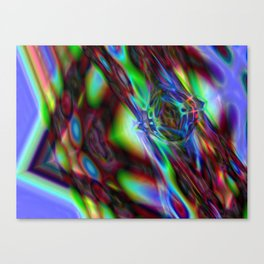 Wimsical Witness Canvas Print
