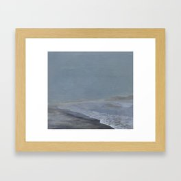LA Ocean Framed Art Print