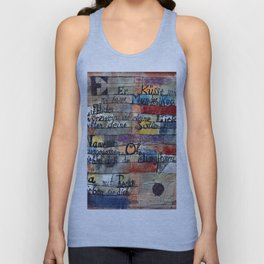 "Paul Klee ""(From the Song of Songs) Version II 1921"" Unisex Tank Top"