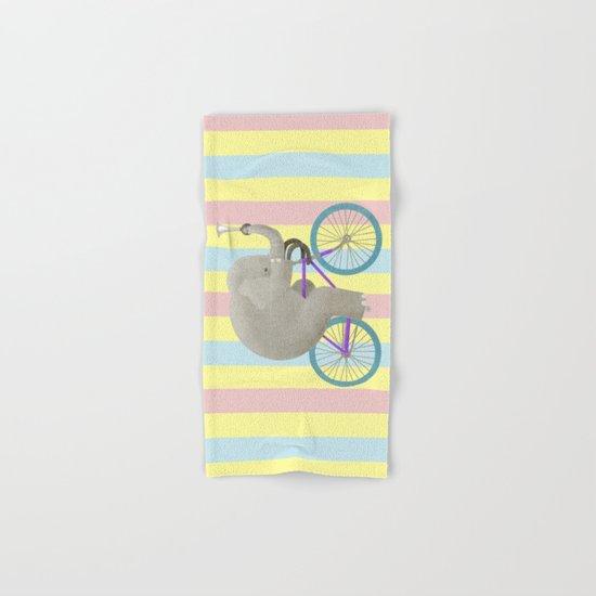 Ride 3 Hand & Bath Towel