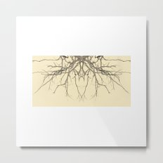 branches#04 Metal Print