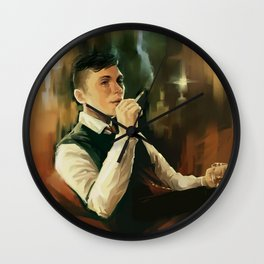 Tommy Shelby * Peaky Blinders Wall Clock