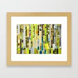 Spring ing Framed Art Print