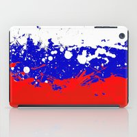 russia iPad Cases featuring into the sky, Russia by seb mcnulty