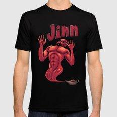 Evil JInn Black MEDIUM Mens Fitted Tee